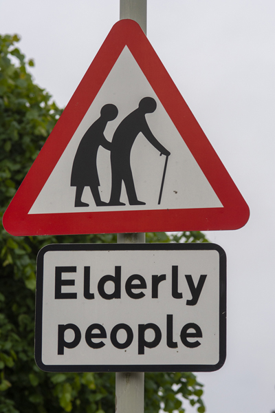 Eldery people FRT9342